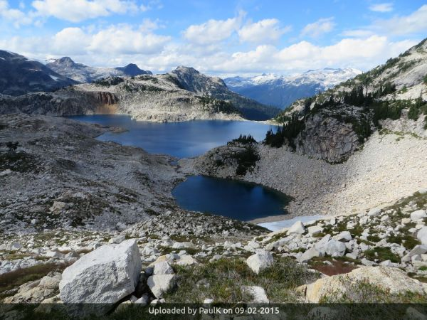 _First look at Sigurd Lake