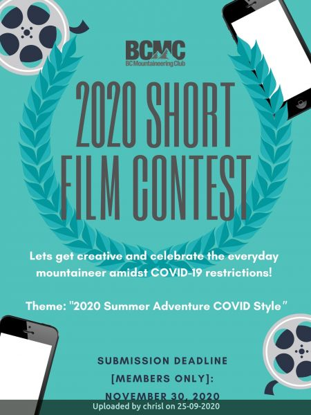 _Video Contest Poster
