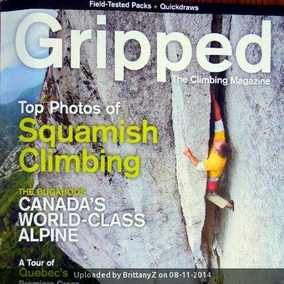 "_NEW Discount Deals For ""Gripped"" and ""Rock & Ice""  Magazines"