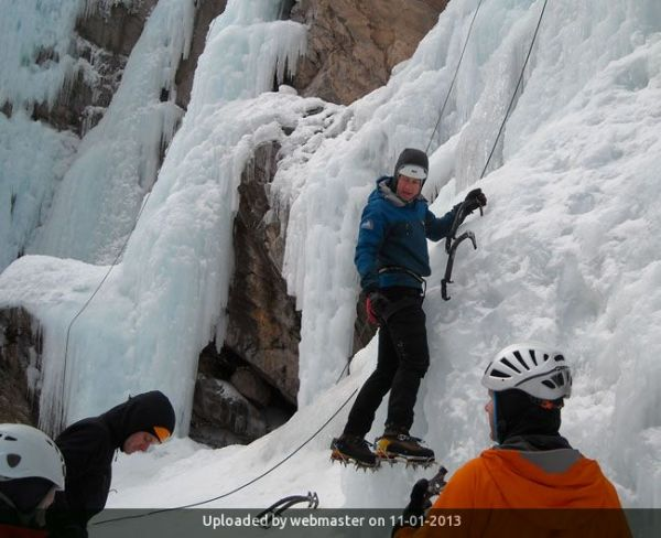 _Intro Ice Climbing Instruction