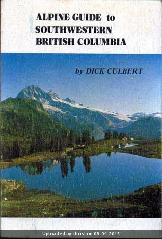 _Alpine Guide to Southwestern British Columbia