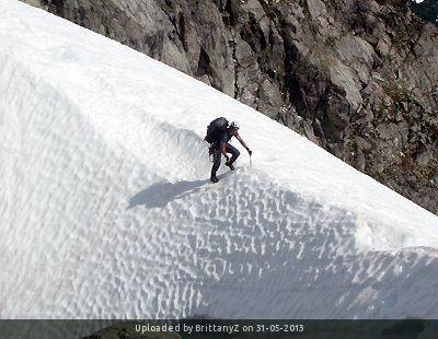 _Glacier Travel - Photo Courtesy Whistler Guides