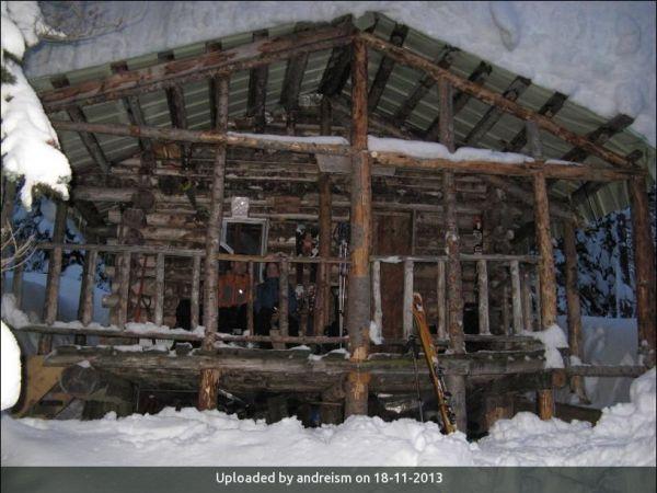 _Lizzie Creek Cabin