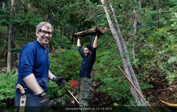 _Baden Powell: Victory pose from the trail warriors