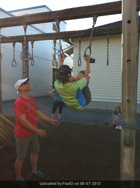 _Playground Cross Training