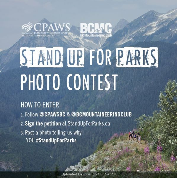 _CPAWS Instagram Photo Contest!