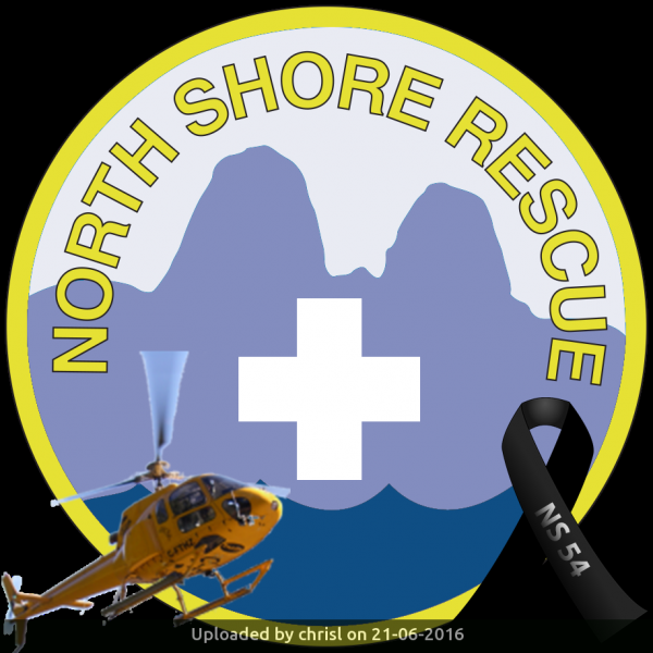 _North Shore Search and Rescue Logo