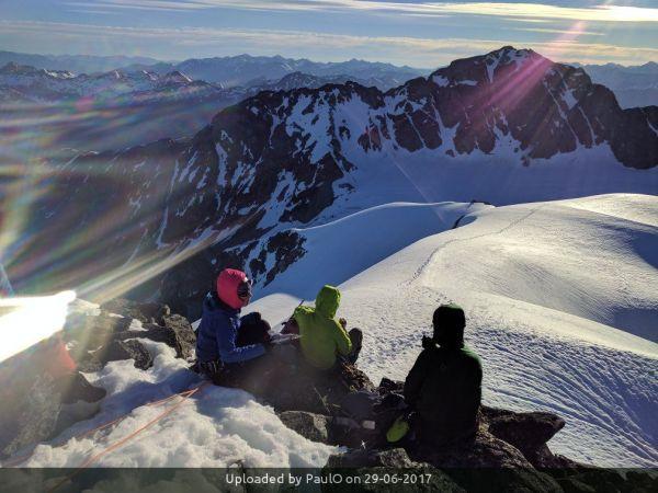 _Summit of Mount Slalok