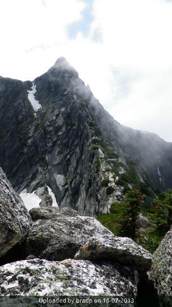 _Needle NE Ridge