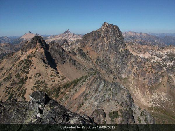 _Cutthroat Peak from Whistler Mountain