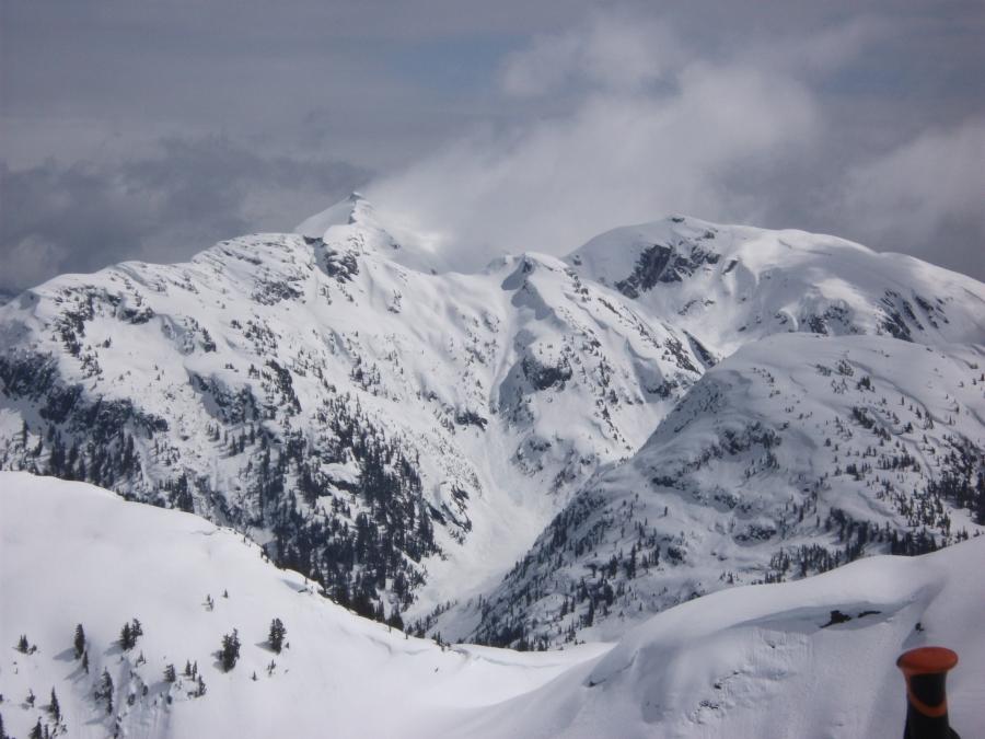 Sigurd Peak.