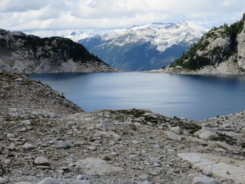 Sigurd Lake outlet