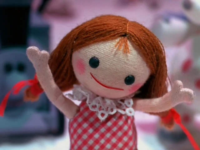 Dolly from Island of Misfit Toys