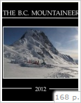 The B.C. Mountaineer book