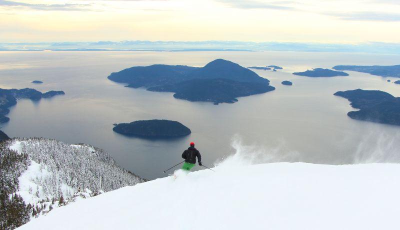 _Mount Harvey Ski